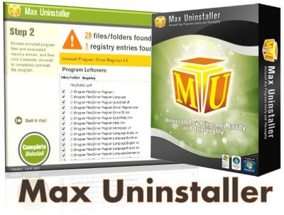Max Uninstaller