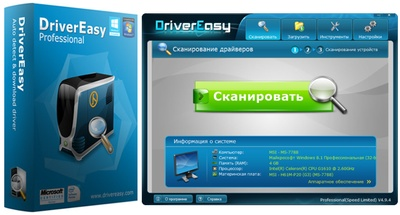 DriverEasy Professional