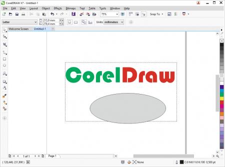 Активация CorelDraw X7