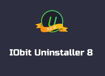 IObit Uninstaller 8